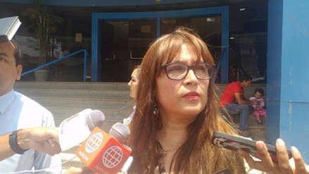 Mariana Vásquez pide separar a magistrados que ingresaron al PJ por favores