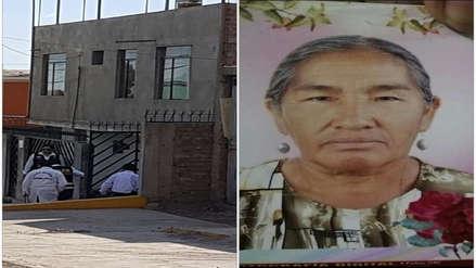 Hallan enterrada en su casa a mujer desaparecida en Arequipa