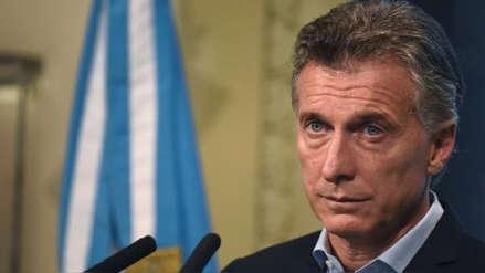 Macri habilita acción de Fuerzas Armadas en la protección de fronteras