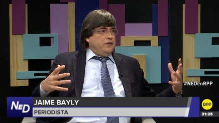 Jaime Bayly: Odebrecht ofreció financiarme la campaña electoral entera de 2011