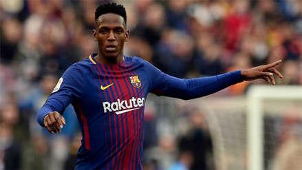 Yerry Mina está cerca de club francés que ofrece 30 millones por su fichaje