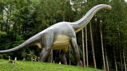 Investigadores aseguran haber encontrado la huella de dinosaurio más grande jamás descubierta