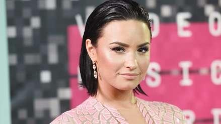 Demi Lovato es hospitalizada por aparente sobredosis de heroína