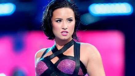 Demi Lovato fue internada en un centro de rehabilitación luego de ser dada de alta