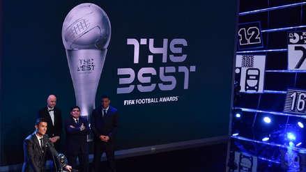 FIFA anunció a los 10 jugadores finalistas al premio 'The Best 2018'