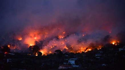 Aumentó a 50 la cifra de muertos por incendios en Grecia