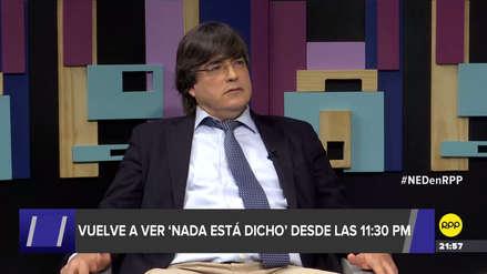 El ping-pong entre Jaime Bayly y Renato Cisneros en 'Nada Está Dicho'