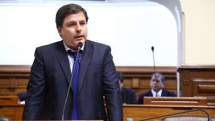Del Águila no descarta una lista con fujimorismo a la vicepresidencia a la Mesa Directiva