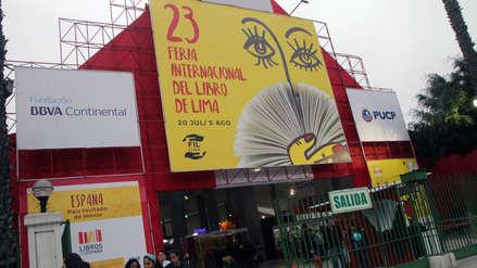 FIL Lima 2018: Las principales actividades del séptimo día del evento literario