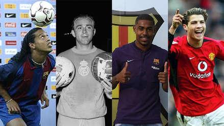 Los diez fichajes 'robados' más recordados en el fútbol europeo
