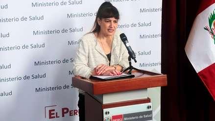 Ministra de Salud no descarta la posibilidad de declarar en emergencia el Seguro Integral de Salud