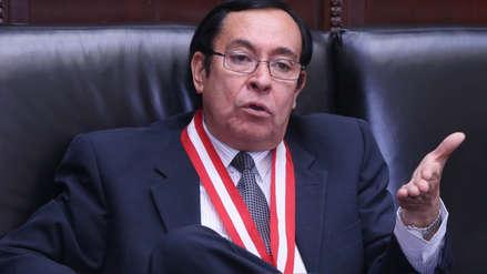 Perfil | Víctor Prado Saldarriaga, el nuevo presidente del Poder Judicial