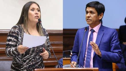 Jorge Meléndez: Postulación de Yeni Vilcatoma a la vicepresidencia del Congreso no es legítima