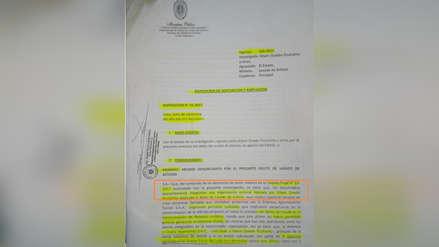 Fiscalía investiga a Oviedo por presunto lavado de activos en Tumán y Pomalca