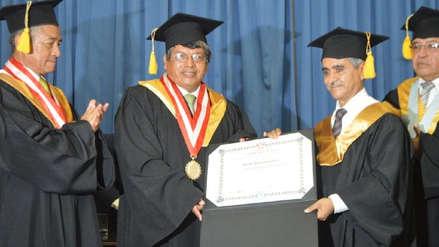 Universidad Pedro Ruiz retira distinción de Honoris Causa a Duberlí Rodríguez