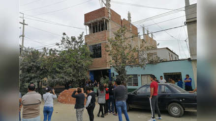 Joven obrero muere electrocutado en La Esperanza