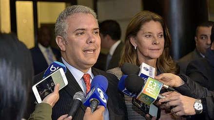 Duque dice que no negociará nuevos tratados de libre comercio en su gobierno