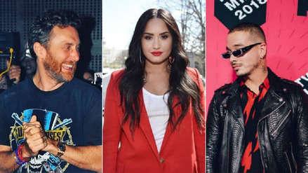 Demi Lovato: Cancelan colaboración con J Balvin y David Guetta tras supuesta sobredosis