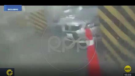 Testigo grabó los instantes tras las explosiones en la clínica Ricardo Palma