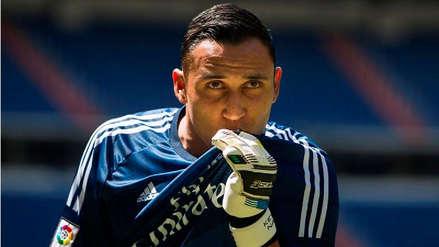 Keylor Navas quiere renovar con el Real Madrid, afirman en Costa Rica