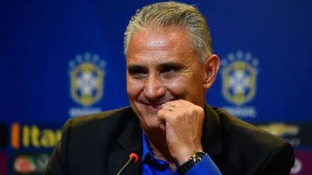 Tite renovó contrato con la Selección de Brasil hasta el 2022