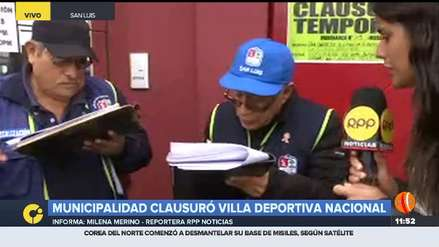 Trabajadores de la Municipalidad de San Luis dieron detalles de la clausura de La Videna