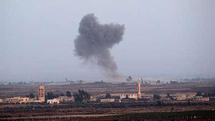 Hizbulá acusó a EE.UU. de estar detrás de los atentados en el sur de Siria