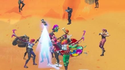 Viral: Funeral de Fortnite Battle Royale termina en batalla épica con picos