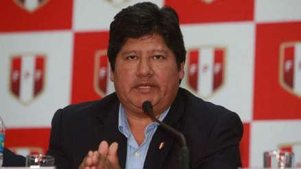 ADFP reiteró su pedido a Edwin Oviedo de tomar una licencia como presidente de la FPF