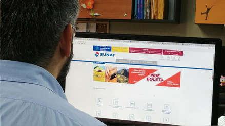 Peruanos deberán revisar correos electrónicos de la Sunat o podrían ser multados