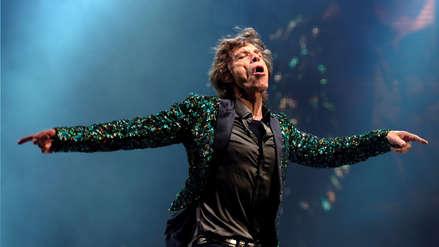 Los Rolling Stones suspenden gira porque Mick Jagger está mal de salud