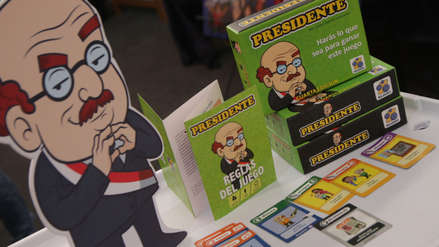 Juegos de mesa peruanos: Corrupción, guerra, fútbol y más en la Feria del Libro