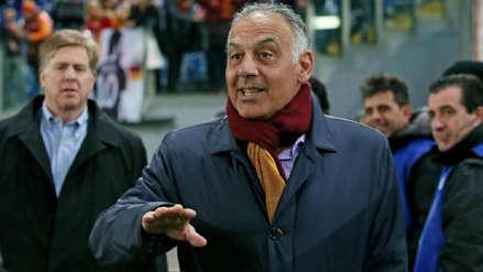 Presidente de la Roma: