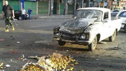 Mas de 220 muertos tras ataques del Estado Islámico en el sur de Siria