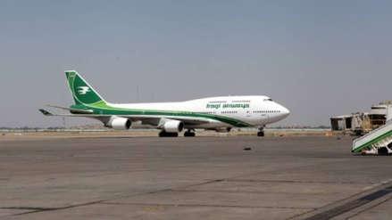 Irak: Piloto y copiloto de avión comercial pelearon en pleno vuelo