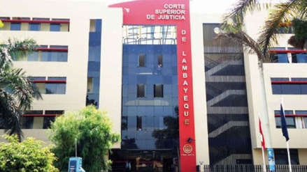 """Chiclayo: evalúan pedido de prisión preventiva para """"Los Marcas de Chocano"""""""