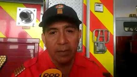 Lambayeque: trescientos bomberos en alerta por Fiestas Patrias