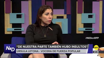 Letona tras renuncia de Noceda: