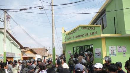 Un agente policial se habría quedado con el pago por garantías en Olmos