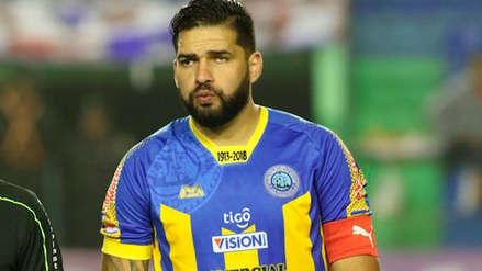 Conoce la historia del jugador que ve solo con un ojo y llegó a la Primera de Paraguay
