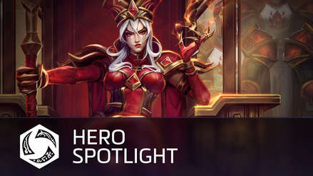 Sally Melenablanca de WoW se une a Heroes of the Storm