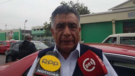 JNE ordena debatir la suspensión del alcalde de Chiclayo David Cornejo