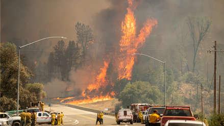 Europa sigue sufriendo con los incendios y las temperaturas récord