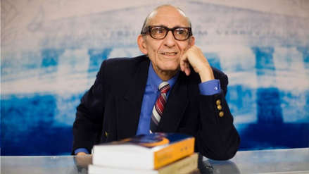 Falleció el intelectual peruano Marco Aurelio Denegri a los 80 años