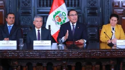 Fiestas Patrias: El balance económico del presidente Vizcarra