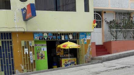 Delincuentes roban tres mil soles de agente bancario en Arequipa