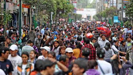 Arellano: El Censo 2017 evidencia que la población peruana está en su mejor momento productivo