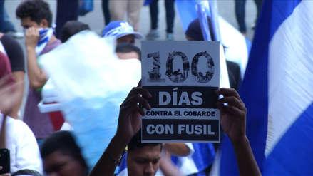 Nicaragua llega a 100 días de conflicto con 448 muertos y una economía a la baja