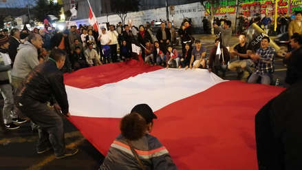 Trujillo marcha contra la corrupción