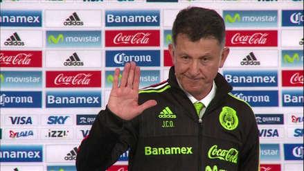 El mensaje de Juan Carlos Osorio tras dejar de ser seleccionador de México